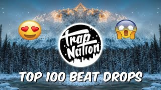 TOP 100 LEGENDARY NON-COPYRIGHTED BEAT DROPS