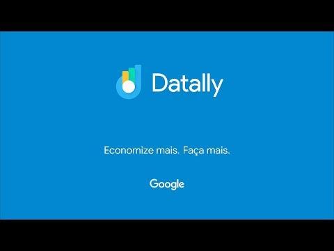 Datally: Um aplicativo do Google para você economizar dados móveis.