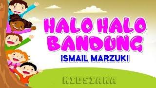 Karaoke Lagu Wajib Nasional  -  Halo Halo Bandung