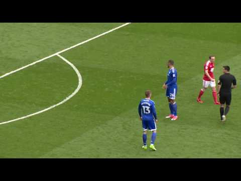 HIGHLIGHTS: CARDIFF CITY 1-0 NOTTINGHAM FOREST
