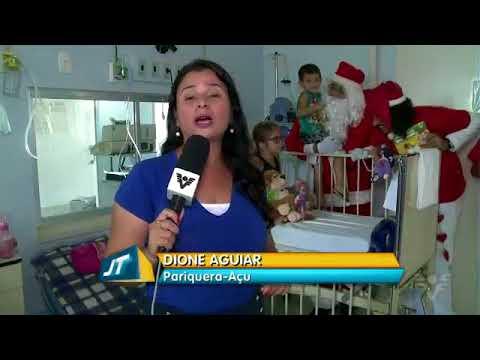 Associação Eduardo Furkini faz entrega de brinquedos em hospital do V.Ribeira