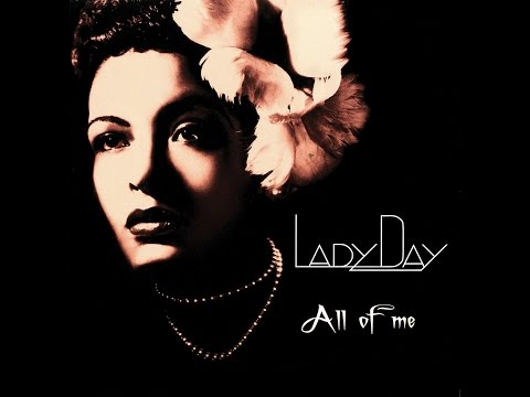Billie Holiday  All of me   Whit Lyrics