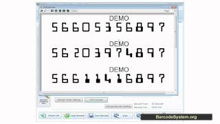 Barcodesystem.org Free Barcode Label Maker Designer Generator Software 2d Bar Code Mac Labels Fonts