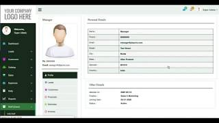 Free CRM Software System - Online Customer Management Software - Download Free PHP CRM phpcrm.com