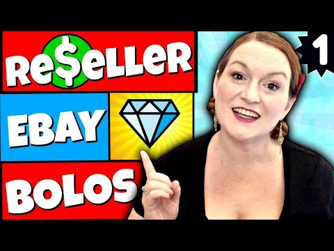 Ebay Bolo 2018 - ILOT Tips - What Sells On Ebay 2018 - Reselling & Thrifting