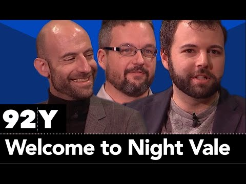 Welcome To Night Vale (Full Event): Joseph Fink, Jeffrey Cranor and Cecil Baldwin with Lev Grossman