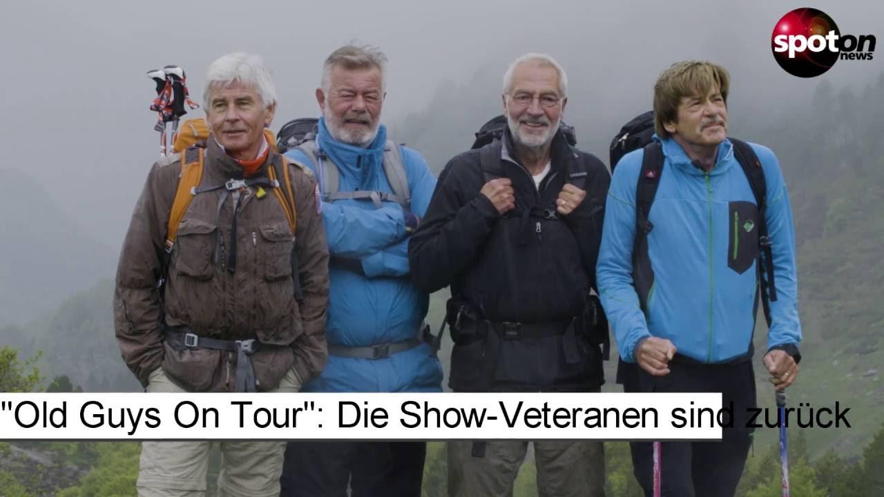 Old Guys On Tour