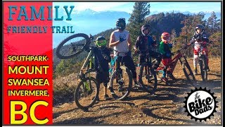 Family Friendly Bike Trails Team G'Nar