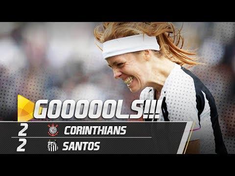 Corinthians 2 x 2 Sereias da Vila | GOLS DO TÍTULO | Final do Paulistão (06/10/18)