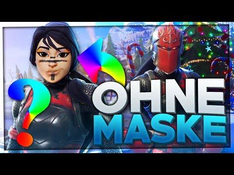 Welcher FORTNITE SKIN steckt hinter der MASKE? 😱👀 FORTNITE Skins Ohne Maske