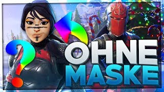 Which FORTNITE SKIN is behind the MASKE? 😱👀 FORTNITE Skins Without Mask