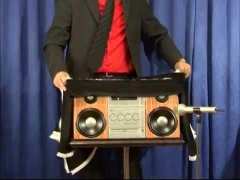 Vanishing Radio by Magic Wladimir