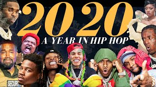 2020: A Year in Hip Hop
