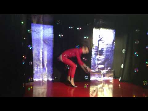 Jessica Top Glamor Bar