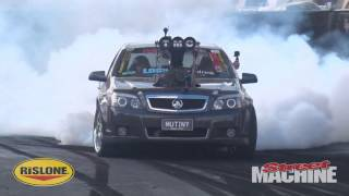 Last Chance Wildcard Burnouts - Summernats 30
