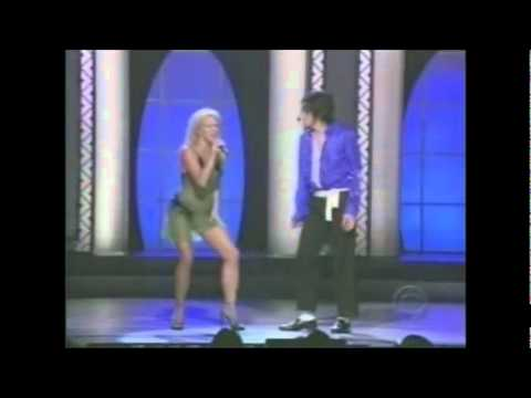Michael Jackson ft Britney Spears - The Way Make Me Feel