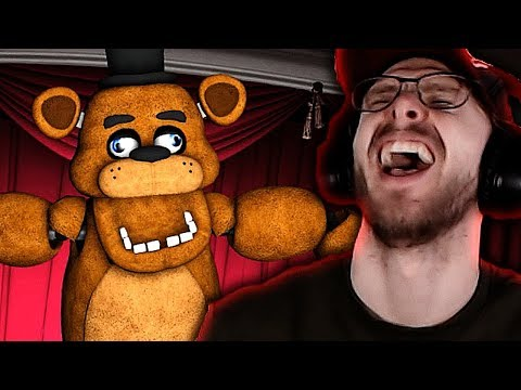 FNAF DAY SHIFT AT FREDDY'S: NO HAVING SEX WITH THE ANIMATRONICS!