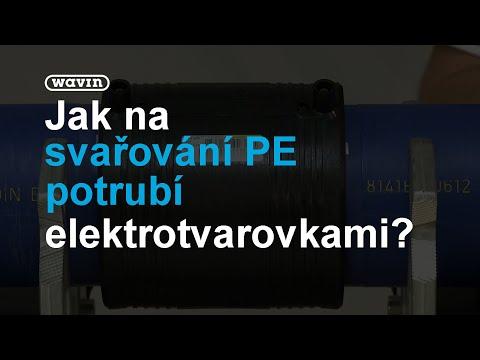 Návod Na Svařovaní PE Potrubí Elektrotvarovkami Wavin Ekoplastik
