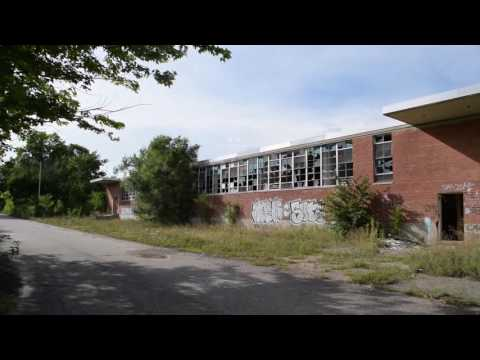 Northville Regional Psychiatric Hospital Abandoned HD Part 2-The Outskirts (URBEX)