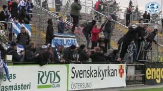 MÅL! | Östersunds FK (Tidigare bl a IFK Östersund & Ope IF) - IFK Göteborg 23/4-17