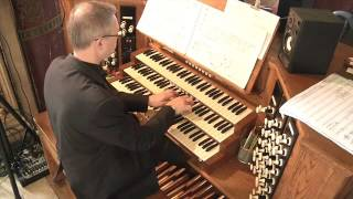 Jonathan Harvey   Toccata for organ and tape