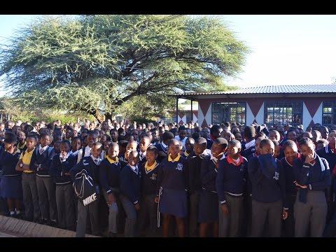 Teaching in Botswana