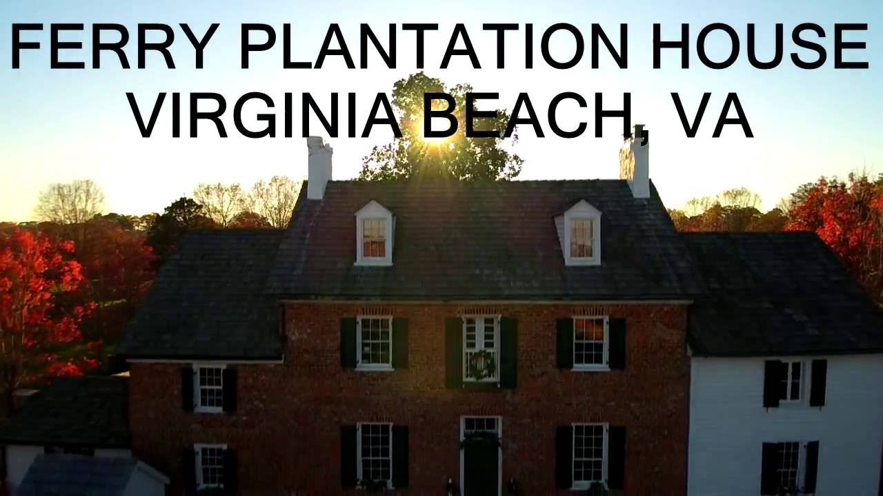 Ferry Plantation Tours