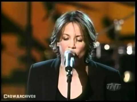 """Sheryl Crow & Eric Clapton @ A Very Special Christmas Live (""""Merry Christmas Baby"""")"""