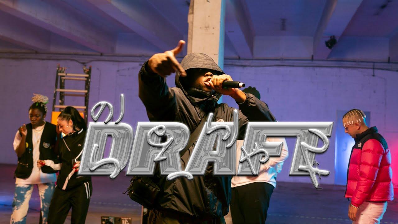 EL DRAFT by El Bloque ft Ergo Pro, Paranoid, Aissa, Ghetto Boy, Esbabyface, Juicy Bae & Blackthoven
