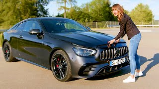 2021 Mercedes E-CLASS Coupe and Cabriolet – Full Presentation – Hi-Tech and Luxury Cars