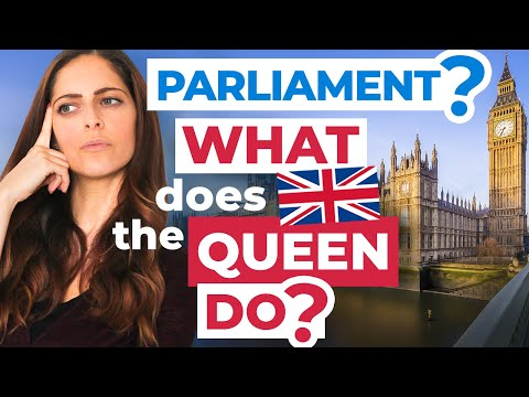 Learn Political Vocabulary & British Culture   The UK Political System Explained