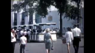 NEW YORK WORLD' S FAIR 1964 Home movie 8mm