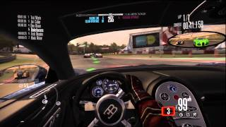 Bugatti Veyron 16.4  Test Drive Review 2011