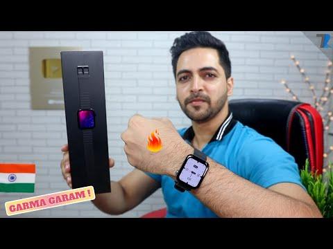 Xiaomi Mi Watch - Unboxing & Hands On | Better Than Apple Watch?