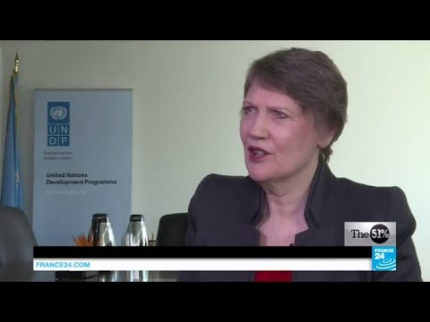 The female factor: New Zealand ex-PM Helen Clark announces bid to lead UN
