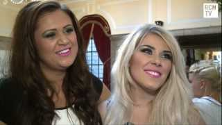 2 Shoes Interview - National Reality TV Awards 2012