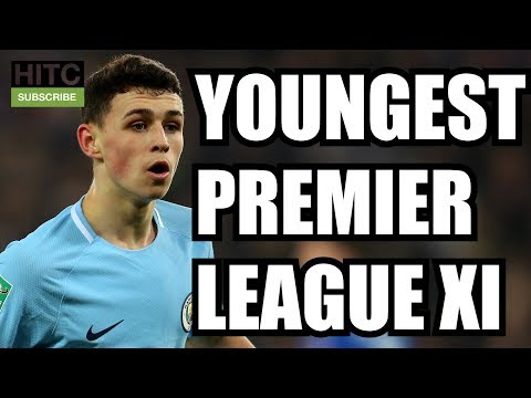 17/18 YOUNGEST PREMIER LEAGUE XI
