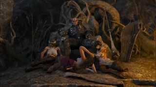 Witcher 3- Avenging Vesemir, Slaying Imlerith