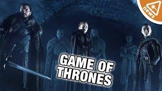 Game of Thrones Season 8 Teaser Breakdown! (Nerdist News w/ Jessica Chobot)
