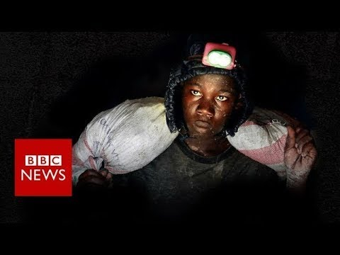 DR Congo's journey into chaos - BBC News