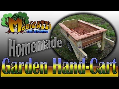 DIY Firepit, Raised Bed Garden , Hand made Garden Cart and more