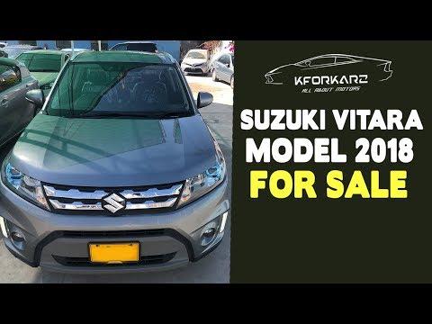 Suzuki Vitara   FOR SALE   MODEL 2018   PRICE   REVIEW