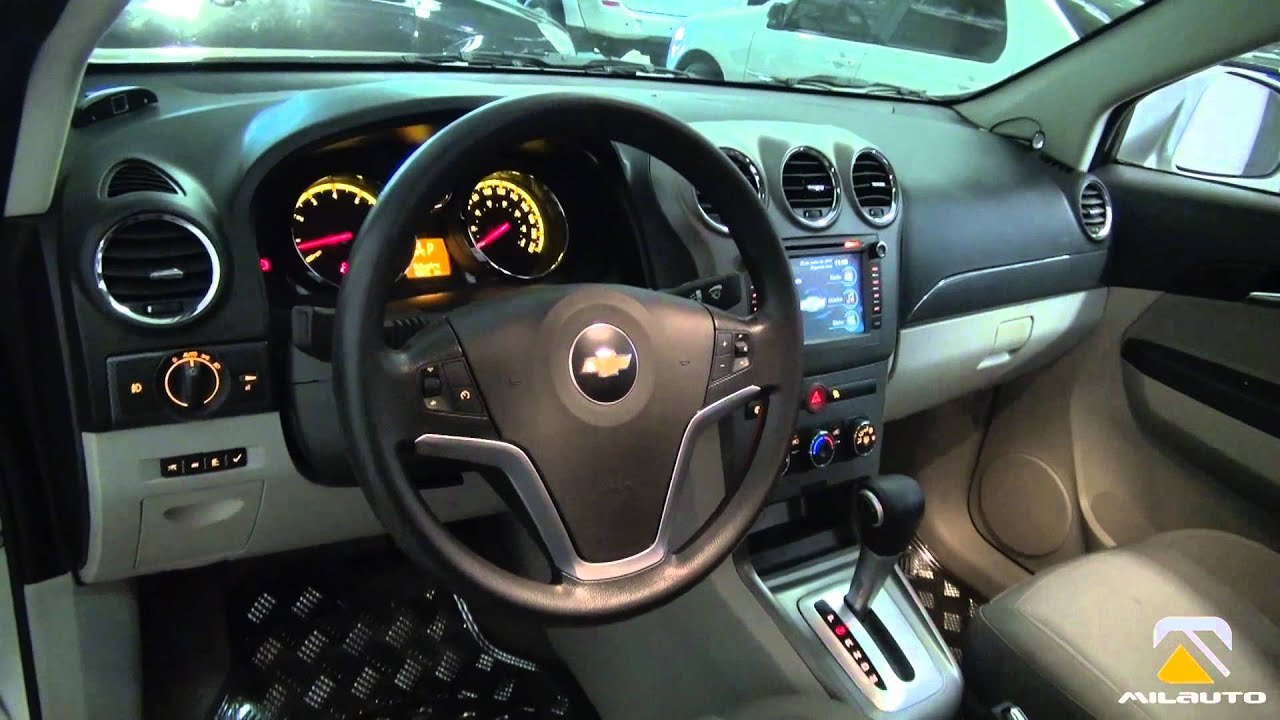 Chevrolet Captiva 20092010 YouTube