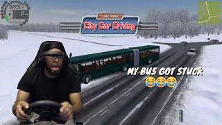 coolkid the *HONK HONK* Bus Driver - City Car Driving screenshot 3