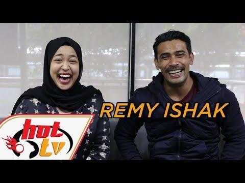 Remy Ishak nak bawak Sara 'PULANG'!