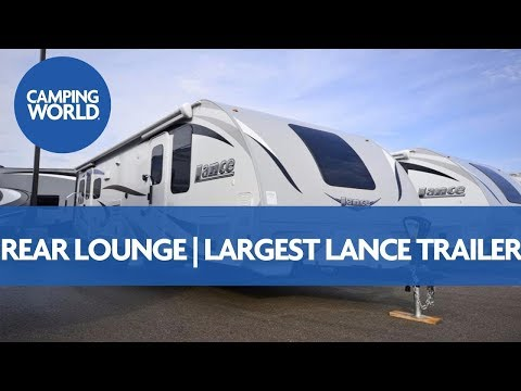 2018 Lance 2375 | Travel Trailer - RV Review: Camping World