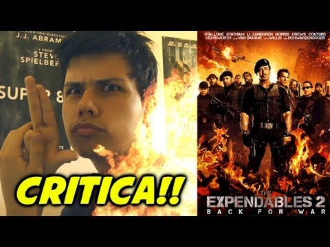 Los Indestructibles 2 (The Expendables 2) Critica / Review