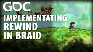 The Implementation of Rewind in Braid