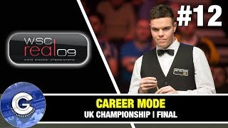 Let's Play WSC Real 09 (PS3) | World Snooker 2009 Career Mode #12: BUILDING A LEAD?