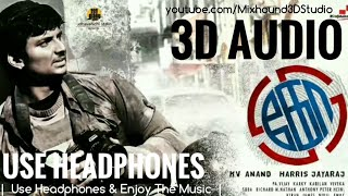 Ennammo Yeadho  3D Audio | Binaural Panned | Use Headphones | Mixhound 3D Studio